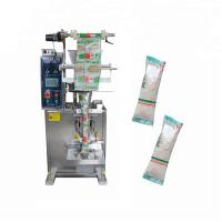 Buy cheap Small Bag Bleach / Lemon Powder Packing Machine Electric Driven 600*790*1800mm product