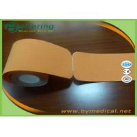 Buy cheap Cotton Kinesiology Tape For Shoulder Support , Athletic Muscle Aid Tape High Elastic from wholesalers