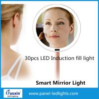 Buy cheap Smart induction makeup cosmetic LED Mirror Lights 5 times 7 times mirror valid from wholesalers
