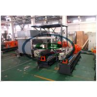 Buy cheap Twin screw extruding PC PMMA GPPS plastic sheet production machine product