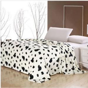 Buy cheap Warmth 100 Polyester Micro Fiber Blanket Cartoon Printing , Polar Fleece Blanket product