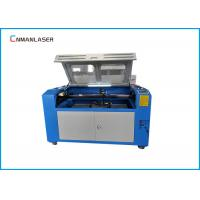 Buy cheap Rug Carpet Textile CNC Laser Engraving Equipment 60w With Motorized Platform product