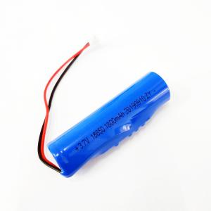 Buy cheap 18x65MM Sumsung 6.66Wh 1800mAh Li Ion 3.7 V Battery product