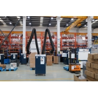 Buy cheap Self Cleaning PTFE Filtration Welding Dust Collector from wholesalers