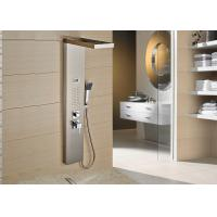 Buy cheap Bathroom Wash ROVATE Shower Panel System 5 Years Warranty With ABS Hand Shower product