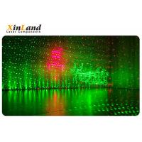 Buy cheap Mini Portable Laser Party Light , Outdoor Christmas Laser Lights Aluminum Material product