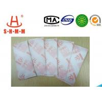 Buy cheap No Leak Harmless Powder Desiccant , Flexible Design Shipping Container Desiccant product