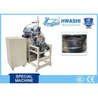 Buy cheap Automatic 4 Axis Stainless Steel Spot Welding Machine for Kettle Spout / Nozzle product