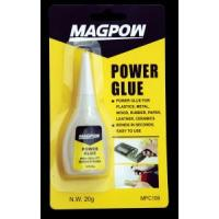 Buy cheap Mpc109 Daily Use Adhesives and Glues, 502 Power Strong Glue, Magpow Cyanoacrylate Adhesive Power Glue product