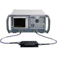 Quality Data store Vector Network Analyzer IF Bandwidth 30KHz for Automated testing for sale