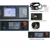 Buy cheap ATC 4 Axis Plc Cnc Router And Milling Controller Numerical Control Systems 128mb from wholesalers
