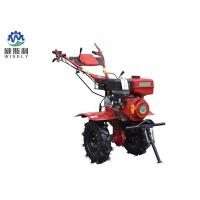 Buy cheap Sturdy Small Flower Bed Tiller / Rear Tine Garden Tiller With 6L Fuel Tank Capacity product