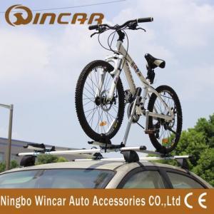 Buy cheap Anti - Theft Aluminum Car Roof Bike Carrier Bike Racks Aluminum product