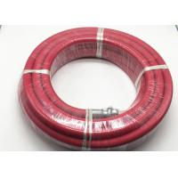 """Buy cheap Rubber Jack Hammer 300 Psi Air Hose Assembly ID 3/4"""" X 50' Red Color product"""