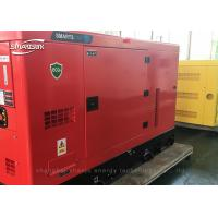 China Perkins Small Quiet Diesel Generator Open Frame 1500 rpm Six Cylinder on sale