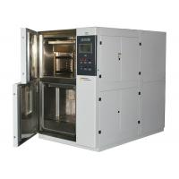 Buy cheap LCD Touch Controller Thermal Shock Test Machine Two Case Basket Type Cabinet from wholesalers