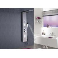 Buy cheap ROVATE Rain Head Waterproof Shower Panels Sanitary Ware 1500*220mm Size product
