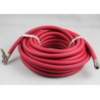 "Quality Bicycle Motorbike Car Tire Inflator Coil Air Hose 15"" length for sale"