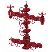 Buy cheap Xmas Tree ( Gas ) Wellhead Equipment with Fange Conncetion product