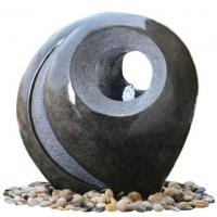 Buy cheap Hand Cast Ball Water Fountain , Water Sphere Fountain For Courtyard from wholesalers