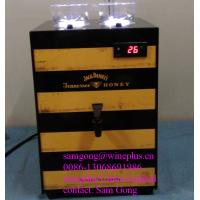 Buy cheap HFC - 134a Jagermeister Tap Machine With Stainless Inner Tank And LED Light Up Bottle System product