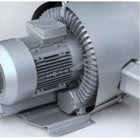 Buy cheap 7.5kw Aluminum Industrial Air Ring Blower With Air Suction Vacuum Pump product