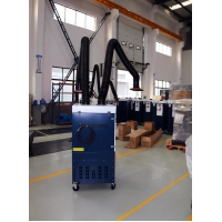 Buy cheap CNC Machining 2600m3/H Welding Laser Fume Extractor product