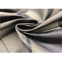 Buy cheap High Color Fastness Yarn Dyed Jacquard Print Fabric Rich Color For Jacket product