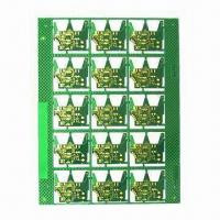 China Double-sided PCB with 0.9 mm Thickness of board, Used for Industrial Supplies on sale