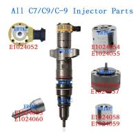 Buy cheap ERIKC 295-1411 CAT C7 diesel oil pump injector parts 328-2585 middle spool injection control valves 387-9427 product