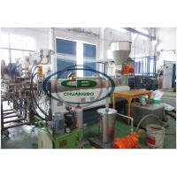 Buy cheap Glass-Reinforced PP Compounds Long Fibre coated with plastic  LFT-G granules extrusion machine product