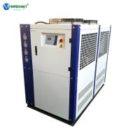 Buy cheap 10tr 15tr Water Cooled Air Cooled Injection Molding Machine Chiller product