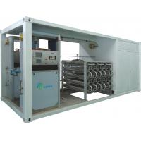 Buy cheap Automatic Mobile LNG Filling Skid Mounted Equipment 1.6mpa product