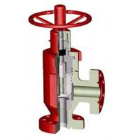 Buy cheap Adjustable Barrel API Choke Valve from wholesalers