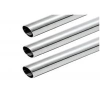 Buy cheap Seamless Tube Stainless Steel Sanitary Pipe Fittings , Stainless Steel Hygienic Fittings  Welded product