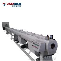 Buy cheap Plastic Water Pipe Extrusion Line PPR HDPE PE PERT High Efficiency Durable product