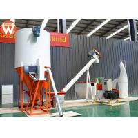 Buy cheap Electric Poultry Processing Equipment , Birds Chicken Feed Processing Plant product