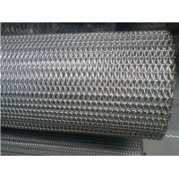 Buy cheap Straight Running Wire Conveyor Belts Alkali Resisting Flat Surface Custom from wholesalers