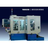 China 12KVA Gear Chamfering Machine With Siemens 802d 4 Axis CNC System, Carbide Alloy Cutters on sale