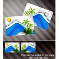 Buy cheap Souvenir scenery lenticular 3D printing postcard 3D flip picture post card price product