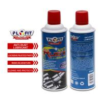 Quality Liquid Anti Rust Lubricant Spray 250ml Filled Car Rust Prevention Products for sale