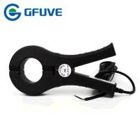 Buy cheap Grey color split core clamp on current transformer with 600/5A product