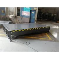 Installed In A Pit 10T Loading Capacity Stationary Loading Hydraulic Dock Levelers
