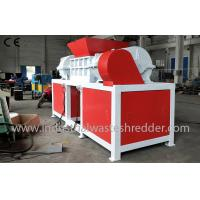 Buy cheap Wood Window Frame Industrial Waste Shredder With Magnetic Separation System from wholesalers