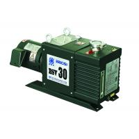 Quality Oil Lubricated 2 Stage Rotary Vane Vacuum Pump , BSV24 6 L/s Industrial Vacuum Pumps for sale