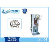Buy cheap Wire Basket Foot Operated Spot Welder product