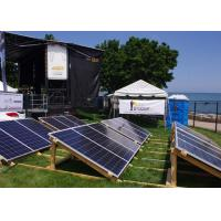 Buy cheap Lightweight B Grade Solar Panels 1640*990*40 Mm With Junction Box from wholesalers
