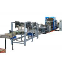 Valve Sheet Pasting and Auto-Gluing Bottomer Machine with Big S Unit