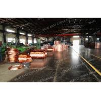Buy cheap Copper Rod  D17mm-D30 Upcasting Upward Continuous Casting Machine Annnual 2000MT from wholesalers