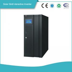 Buy cheap Smart Gird Interactive Solar Power Storage 3 Phase Inverter MPPT Solar from wholesalers